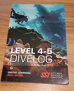 SSI DiveLog 4-5