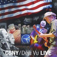 Crosby Stills Nash & Young - Deja Vu-Live / REPRISE RECORDS CD 2008