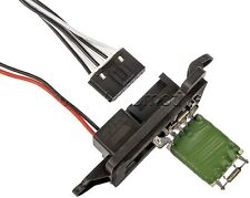Chevy GMC Heater Blower Motor Resistor Kit Silverado Sierra Dorman 973-405 03 06