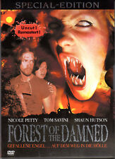Forest of the Damned , Special Edition , 100% uncut , new , Tom Savini