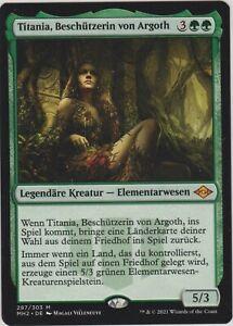 Magic the Gathering - Modern Horizons 2 - Titania, Beschützerin von Argoth