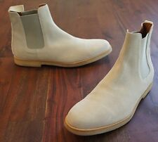 Common Projects Chelsea Boots Grey Suede (Mens 44EU/11US)