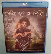 Edward Mani Di Forbice Blu-Ray Con Johnny Deep