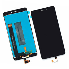 DISPLAY LCD TOUCH SCREEN VETRO VETRINO PER XIAOMI REDMI NOTE 4 NERO BLACK