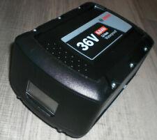 Bosch GBA 36V 6,0Ah Batería Paquete LI-ION Profesional de Repuesto 2607336065