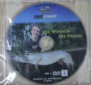 """NEU! Profiblinker DVD """"Die spinnen die Profis"""" , ca. 280 min, 40 jähr. Jubiläum"""