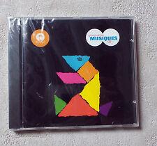 CD AUDIO / GÉNÉRATION MUSIQUE 92 CD COMPILATION PROMO NEUF 4T ISLAND 4207 NEUF
