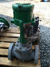 FISHER TYPE ET 3 INCH CLASS 600 VALVE