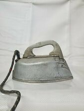 VINTAGE STEAM ONLY IRON BY STEEM ELECTRIC CO.