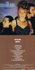 "Vaya con Dios ""Night OWLS"" con ""vicino Neh Nah"" +"" What 's A Woman""! 1990! NUOVO CD!"