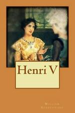 Henri V by William Shakespeare (2016, Paperback)