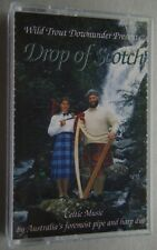 Drop Of Scotch Celtic Music Pipe And Harp Duo Tape Cassette