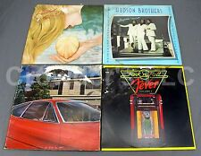 """12"""" Vinyl Hudson Brothers Heartbeat of the 80s Rock'N'Roll Fever Carpenters LP"""