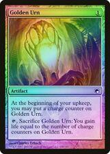 Golden Urn FOIL Scars of Mirrodin NM Artifact Common MAGIC MTG CARD ABUGames