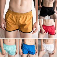 EB_ Mens Summer Casual Sports Gym Shorts Running Trunks Beach Short Pants Novelt