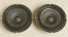 PAIR OF ALTEC LANSING 755E FULL RANGE 8 OHM SPEAKERS EXC! VERY CLOSELY MATCHED