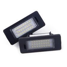 For Skoda Fabia Mk3 2015+ Yeti 5L 2009+ Pair 24-LEDs Number License Plate Light