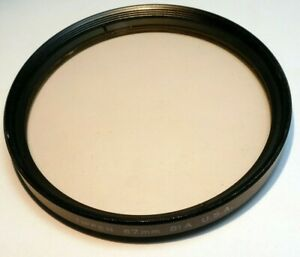 Tiffen 81A 67 mm Filter Made in USA warming