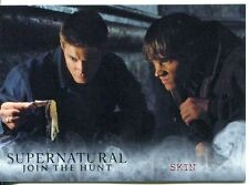 Supernatural Seasons 1-3 Base Card Parallel Mega Moon Lava 09 Skin