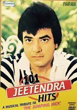 101 Jitendra Jeetendra Hits - 101 Bollywood Songs DVD, 101 Songs In 3 DVD Set