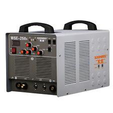 WSE250A Aluminum Welder AC/DC TIG/MMA 3 In 1 Welding Machine 220V