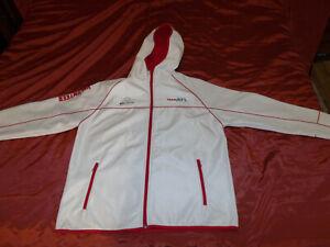 Team Atlanta Volunteer Hooded Jacket Size-L LIII Super Bowl 53 Atlanta