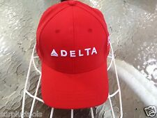 """HABITAT FOR HUMANITY"" DELTA AIR LINES BASEBALL CAP - NEW"