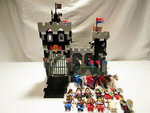 Lego System Castle Ritter 6086 Ritterburg Black Night`s Castle