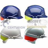 Centurion Reflex Work Safety Helmet Hard Hat Rear Flash Builders Contruction