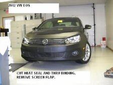 Lebra Front End Mask Bra  Fits Volkswagen VW EOS 2012-2016 12 13 14 16