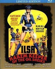 Ilsa , Harem Keeper of the Oil Sheiks , limited (333) small hardbox A , uncut