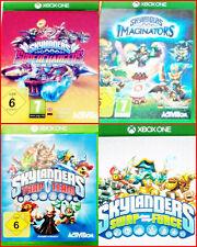 XBOX ONE Skylanders AUSWAHL: Swap Force, TRAP TEAM, SUPERCHARGERSS, IMAGINATORS