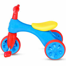 Kids Toddler Tricycle Balance Bike Scooter Riding Toys w/ Sound Christmas Gifts