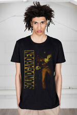 Official Soundgarden Louder Than Love Unisex T-Shirt Badmotor Finger Black Hole