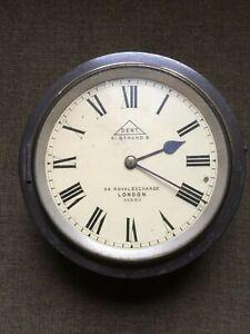 Dent 61 Strand & 34 Royal Exchange London Clock serial # 40285