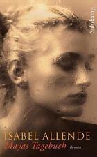 Mayas Tagebuch von Isabel Allende (2013, Taschenbuch), UNGELESEN
