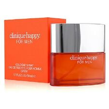 HAPPY FOR MEN CLINIQUE COLOGNE SPRAY EDT VAPO - 50 ml