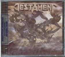 TESTAMENT THE FORMATION OF DAMNATION SEALED CD NEW