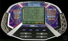 WHO WANTS TO BE MILLIONAIRE GAME SHOW TIGER ELECTRONIC HANDHELD VIDEO LCD TOY
