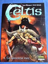 Cimoc Extra Color num.193,Celtis 1,Ed.Norma 2002