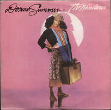 DONNA SUMMER the wanderer / stop me -1980 Italy MINT