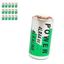 15 pièces 28A 6V 4LR44 PX28A 4G13 1414A 544 alcaline batterie