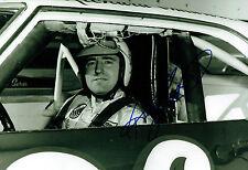 Richard CHILDRESS SIGNED 12x8 Photo AFTAL Autograph COA NASCAR Driver