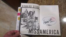 HOWARD STERN SIGNED/AUTOGRAPHED MISS. AMERICA-W/KISS 1/50 MINT UNREAD (HS99)