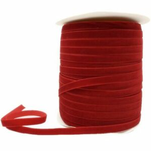 Velvet Ribbon Wedding Party Decoration Ribbon For Gift Wrapping DIY Hair Bowknot