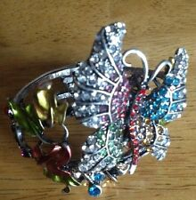 Bracelet - Creature Couture - Butterflies and Bling