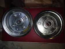 1 Pair  Rimes 5/8in. ball-bearing bore. 300-lb. capacity. No tires just rims