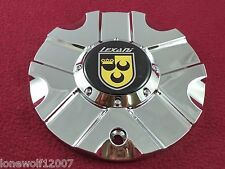Lexani Wheels 'STERLING' Chrome Custom Wheel Center Cap # L-CAP-04 (1)