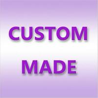 CUSTOM MADE Acrylic Soap Stamp Seal with Company LOGO or Patterns