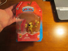 Skylanders Trap Team MASTER  WILDFIRE GOLD FIRE FIGURE RARE